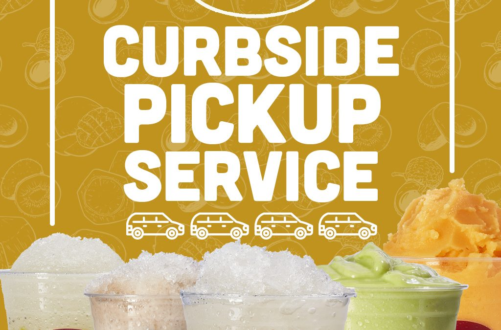 TAKE-OUT & CURBSIDE SERVICE